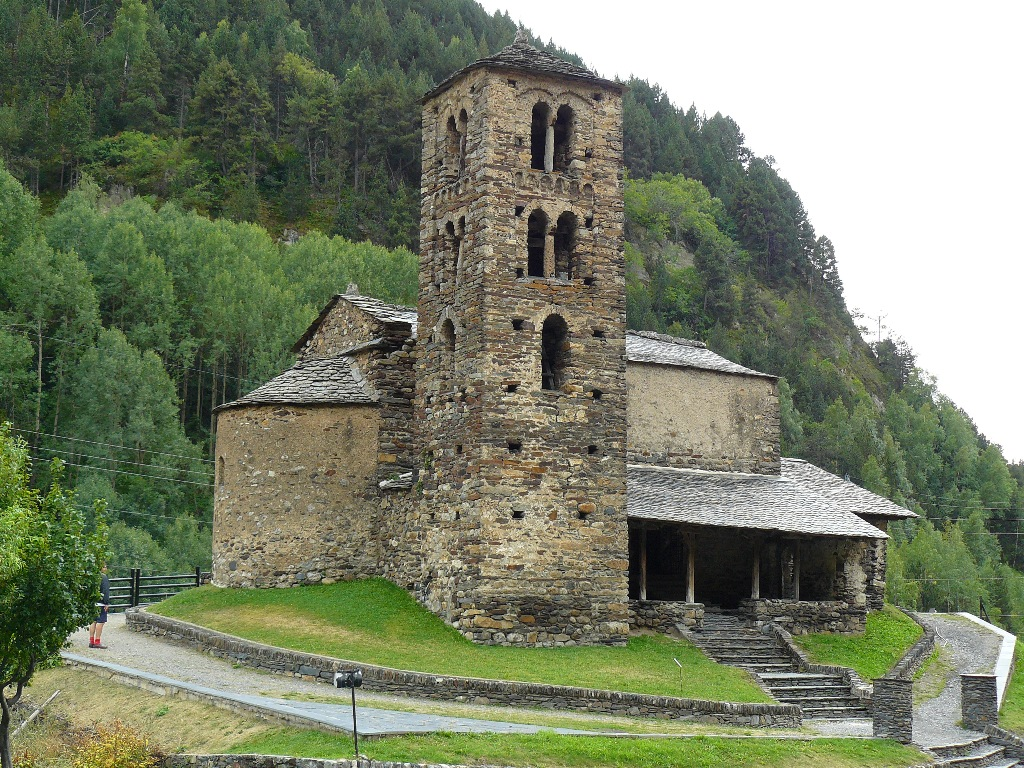 Andorra churches: the Romanesque jewels of the Principality